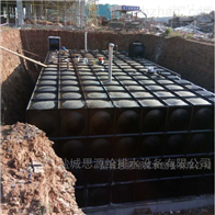 预制式一体化泵站