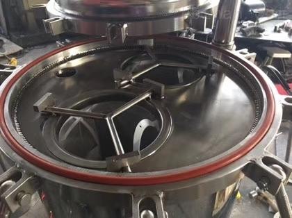 多袋式过滤器