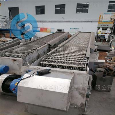 GSHZ循环打捞式机械格栅