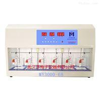MY3000-6B武漢梅宇混凝試驗攪拌機六聯攪拌器