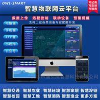 OWL-SMART-WXCS智慧物联网环境监测预警云平台开发软件定制