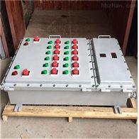 BXK-钢板焊接防爆电机控制箱