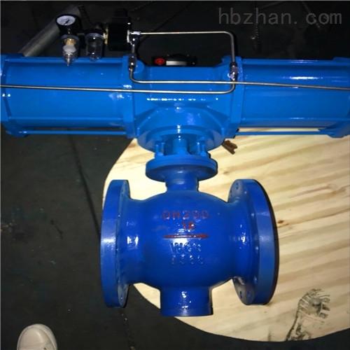 气动焊接式半球阀