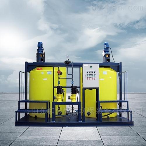 水处理工业处理简易一体加药装置