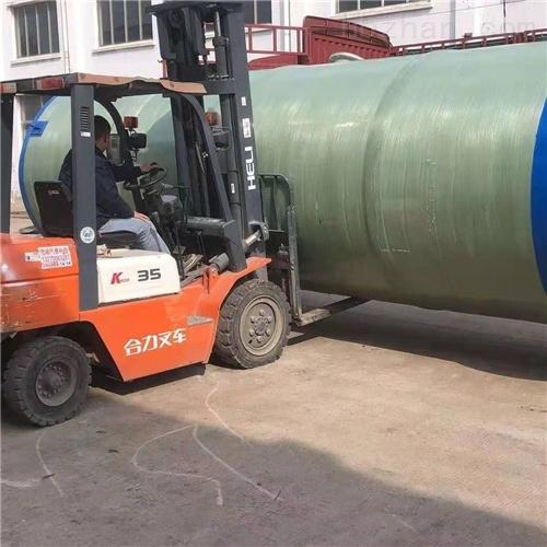 润平供水 排水性质排污除臭 一体化预制泵站