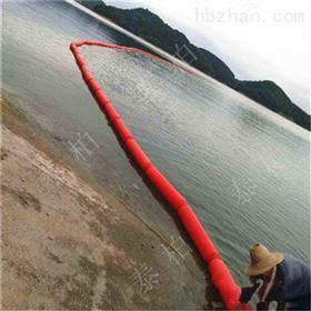 FT400*1000能够自动拦截并清除河道内的漂浮物柏泰浮筒