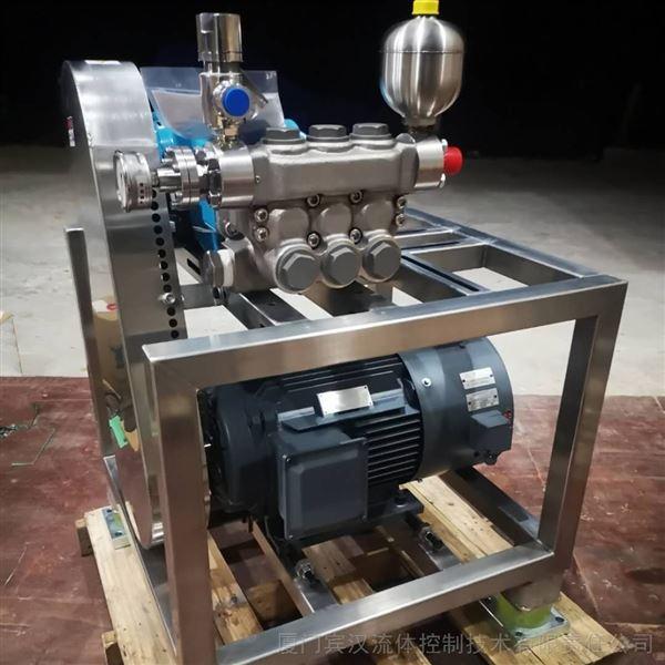 美国CAT高压柱塞泵组现货报价