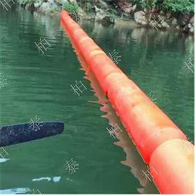 FT500*800水电站取水口拦拦截用组合式夹网浮筒