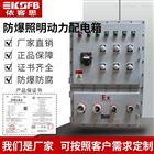 BXD53-4/32K带总开关防爆动力配电箱IIB IIC