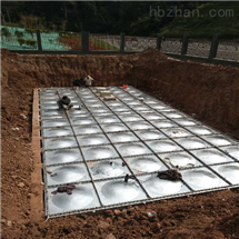 GRP润平供水 屋顶消防保温 304不锈钢水箱