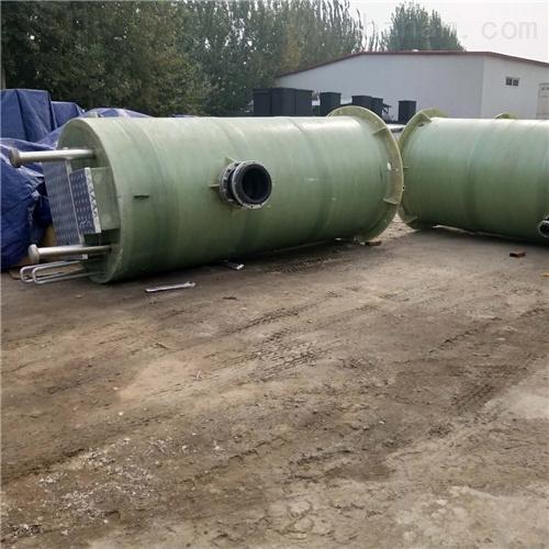 环保污泥排污除臭 一体化预制泵站