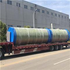 建筑供给城市雨水收集 一体化预制泵站
