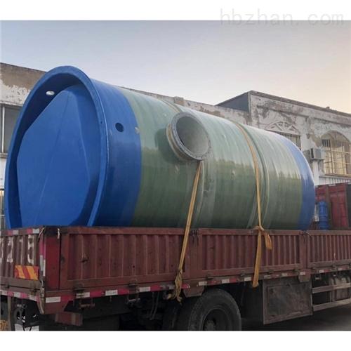 润平供水 污水处理分类 一体化预制泵站