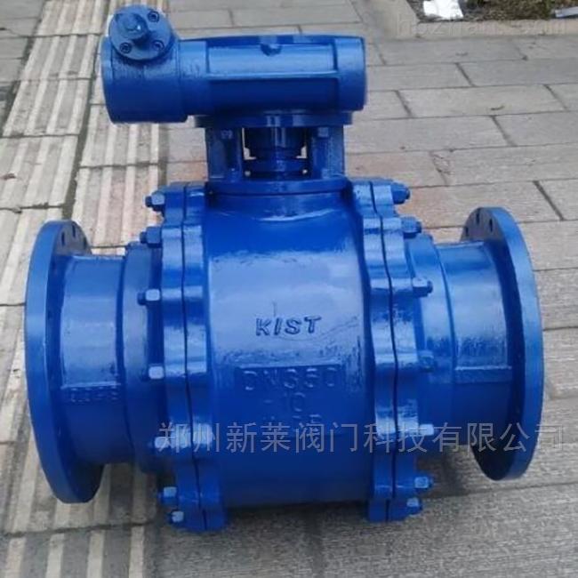 Q347F46-16C固定式衬氟球阀