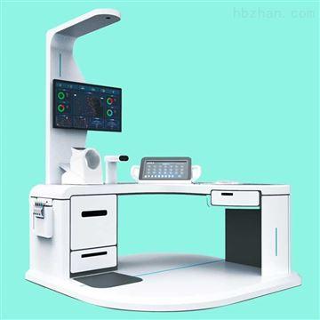 HW-V9000智能体检自助健康体检一体机