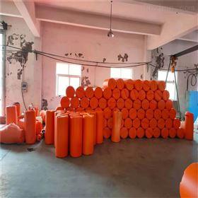 FT500*800景区河道拦截警戒拦污塑料浮筒