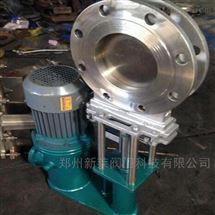 PZ273W-10P电液动不锈钢刀闸阀