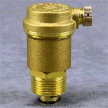 铜自动排气阀