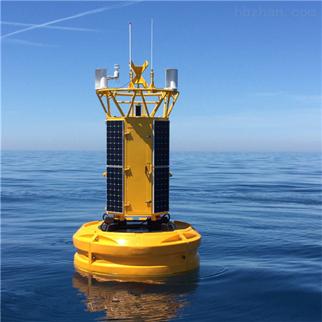 海上气象,水文,环境在线监测助力航行浮标