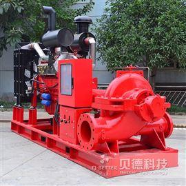 大型XBC-S柴油机消防泵