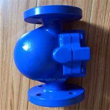 FT44H不锈钢杠杆浮球式疏水阀