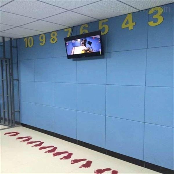 福安市审问室墙面9MM防撞聚酯吸音板