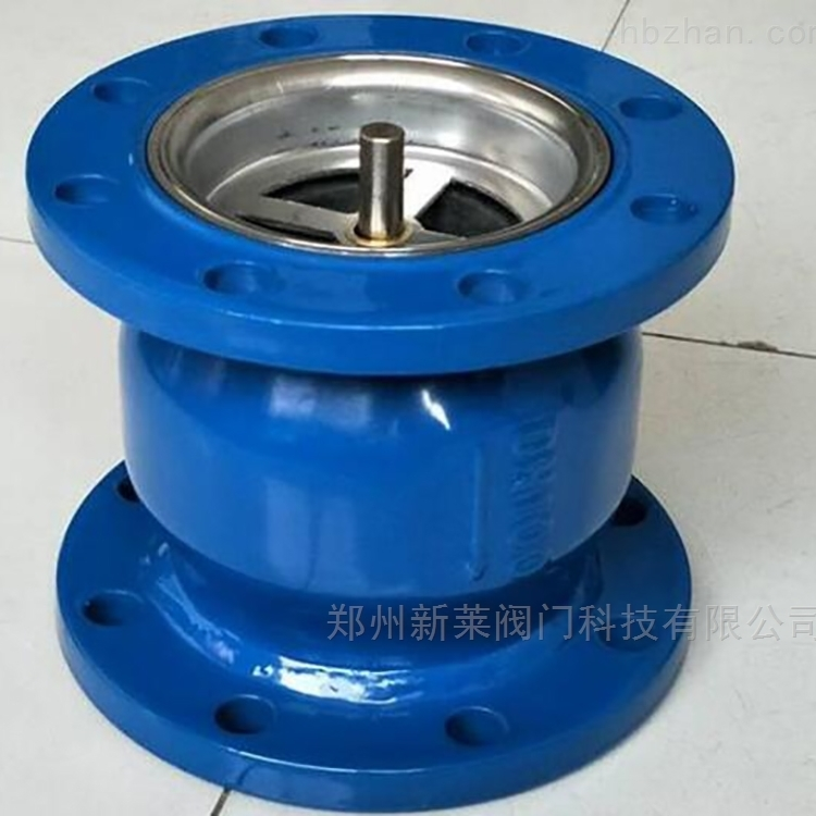 HC41X-16C碳钢消声止回阀