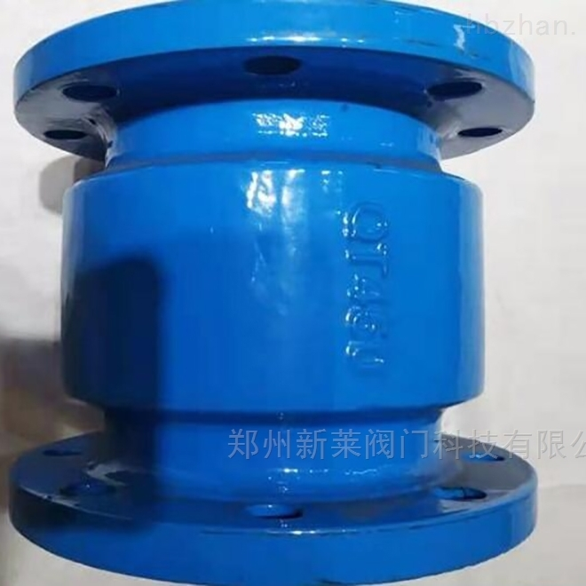 HC41X-16水泵消声止回阀