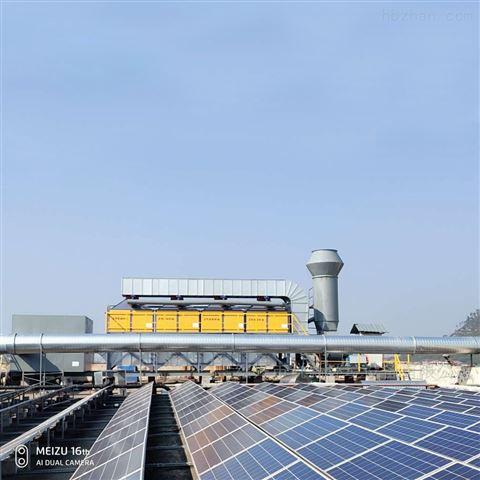 废气除臭有机废气处理设备 voc催化燃烧设备