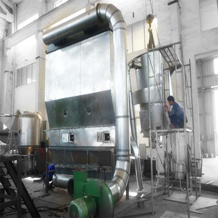 葡萄糖酸钠沸腾干燥机设备