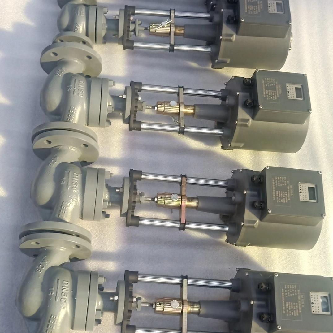 ZRQM-2智能电动调节阀