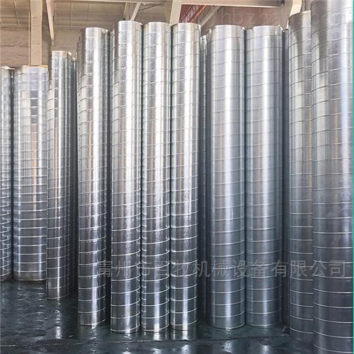 四川猪场铝镁锰风管-螺旋风管厂家