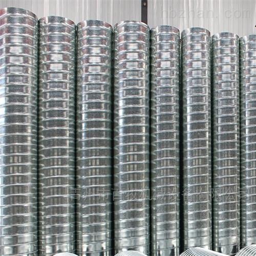 猪场铝镁锰风管-螺旋风管供应厂家