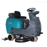 YSD-9200驾驶式双刷大型商场地下车库吸水拖清洗机