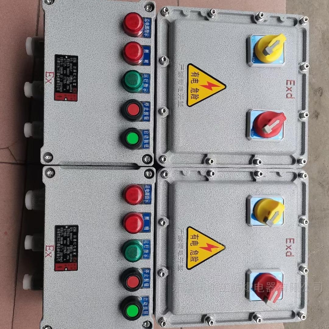 防爆电源箱检修箱