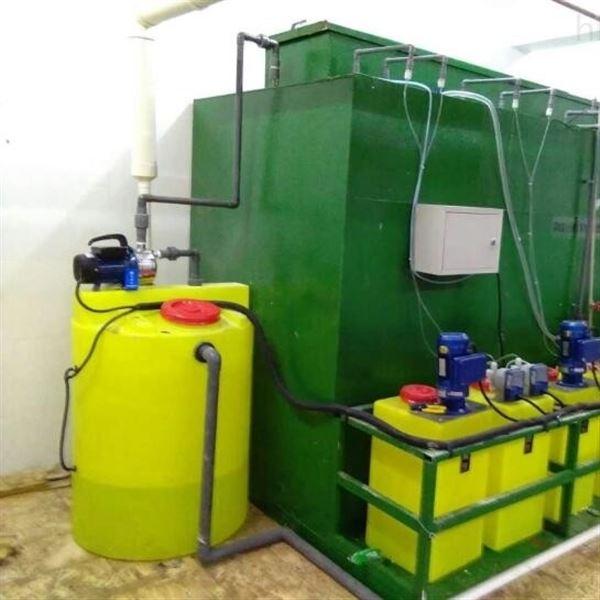 材料学院实验室废水处理装置投资少