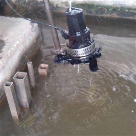 QXB离心式潜水曝气机供应