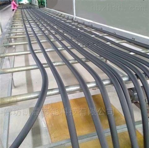 空调铝箔保温管黑色橡塑管