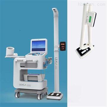 HW-V6000便携式健康一体机体检机