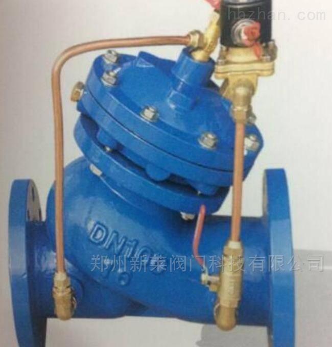 J145X水力电动遥控阀