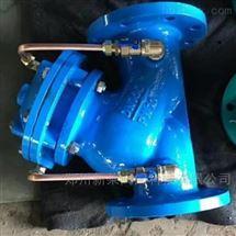 F745X水力隔膜式浮球阀