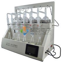 贵州全自动一体化蒸馏仪JTZL-6环境监测