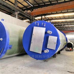 一体化泵站污水提升泵站营岗