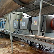 食品生产企业油烟净化