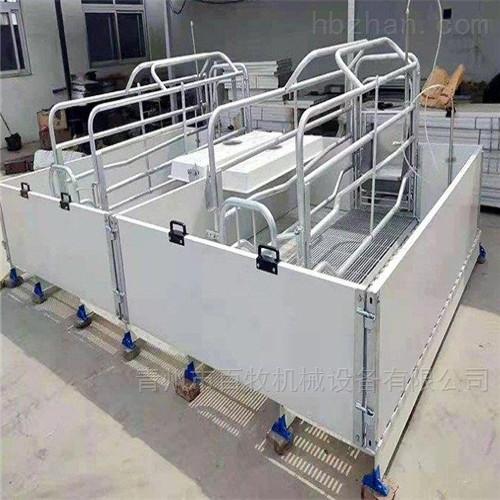 母猪分娩床-欧式产床的材质-优点