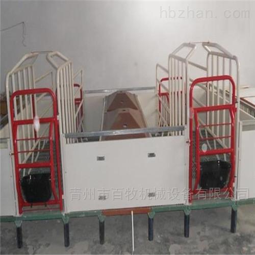 母猪新款产床-双体复合产床安装要求