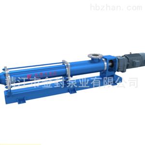 高粘度保温螺杆泵