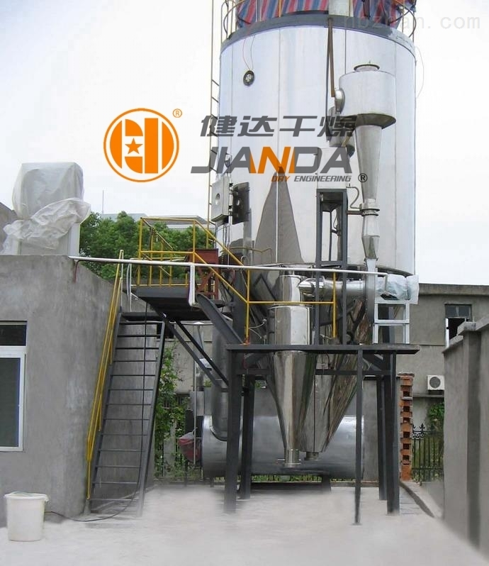 聚合硫酸铁喷雾干燥机