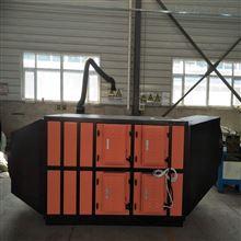 废气处理一体机的优点,除尘废气净化工艺