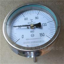 轴向型双金属温度计